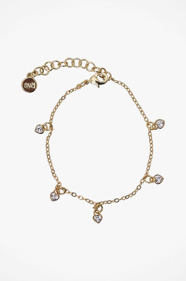 SNÖ of Sweden smycke Armband Mii Mini Charm Bracelet