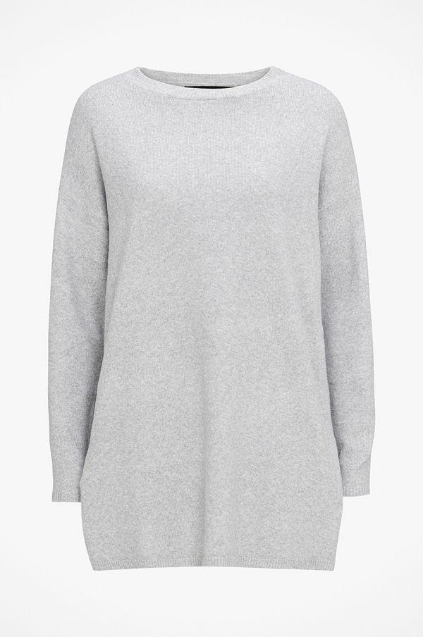 Vero Moda Tröja vmBrilliant LS O-neck Long Blouse