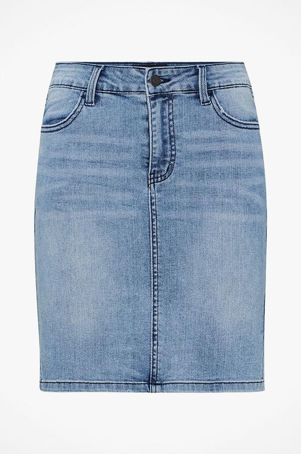 Object Jeanskjol objWin New Denim Skirt