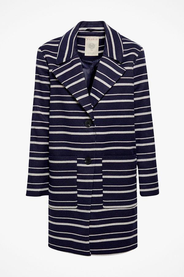 Esprit Kappa Striped Coat