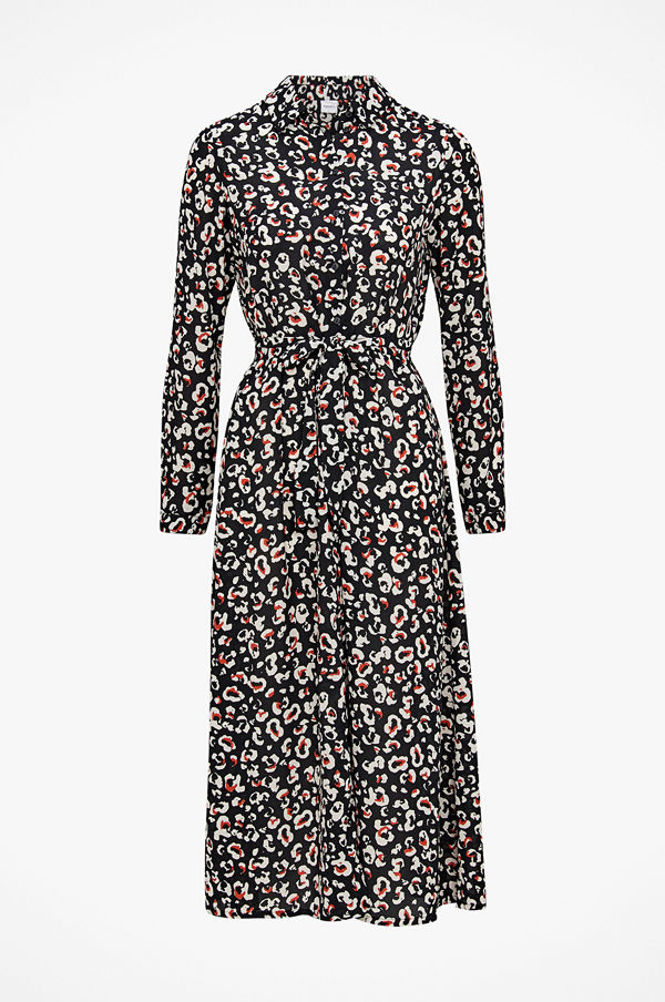 Vero Moda Skjortklänning vmGreen Ankle Shirt Dress