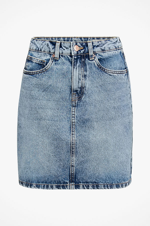 Vero Moda Jeanskjol vmKathy HR Short Denim Skirt