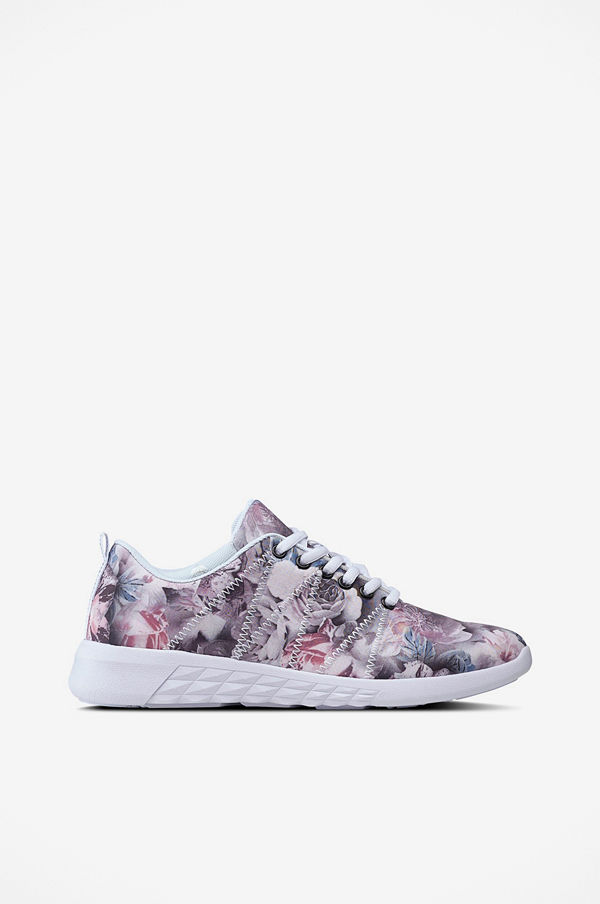 Duffy Sneakers blommiga
