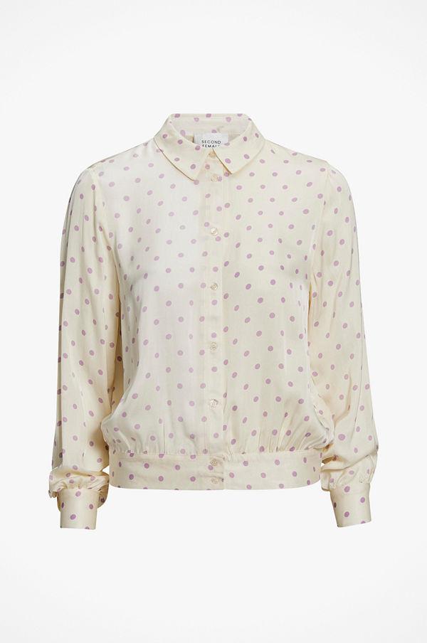 Second Female Blus Davina Short Shirt