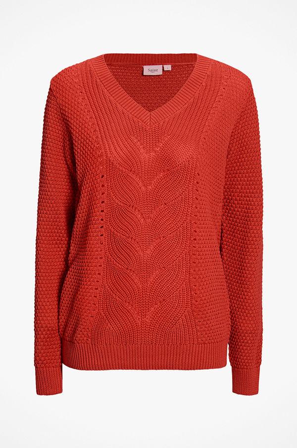 Saint Tropez Tröja Knit Sweater