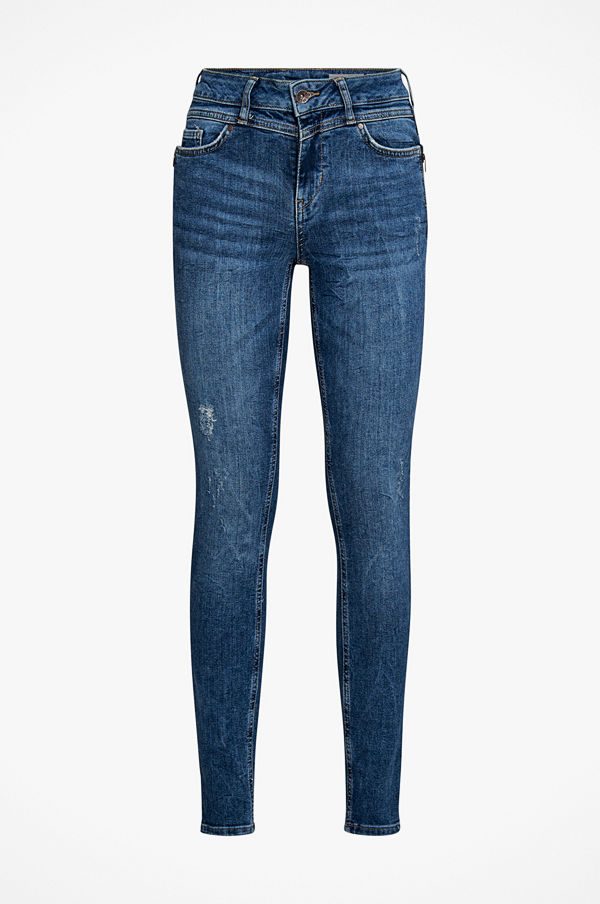 Vero Moda Jeans vmSeven MR Slim Zip