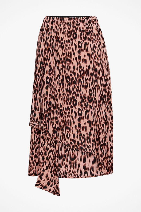 Soaked in Luxury Omlottkjol Bernadotte Wrap Skirt