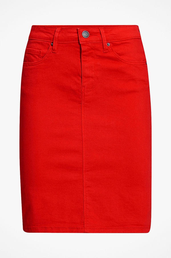 Vero Moda Kjol vmHot Sophia HR Pencil Slit Skirt