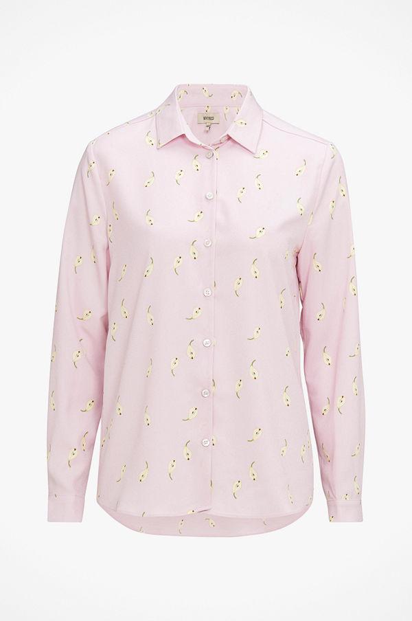Whyred Skjorta Karolina Pear Print Shirt