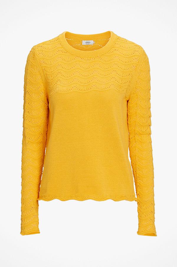 Only Tröja onlAnn L/S Pullover Knt
