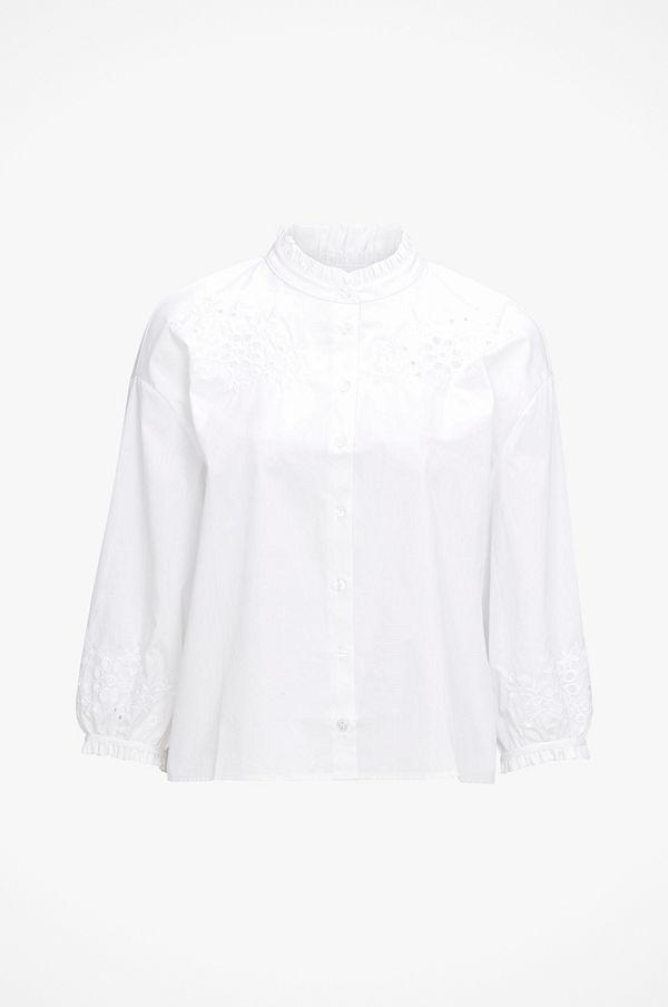 La Redoute Skjorta med ståkrage och lång ärm