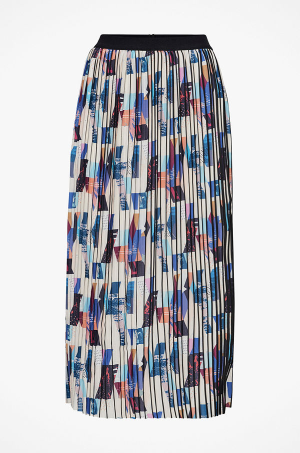 co'couture Kjol Serena Plisse Skirt