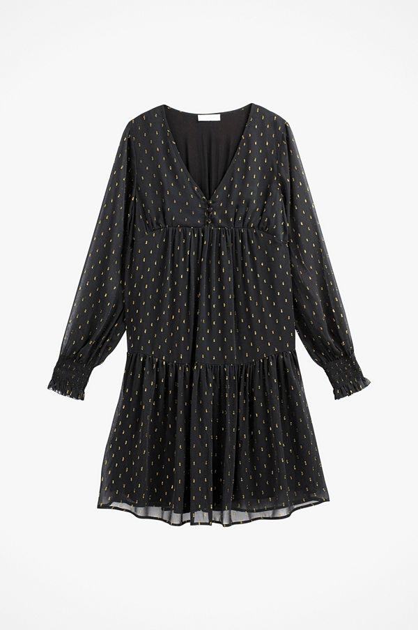 La Redoute Halvlång, utställd klänning