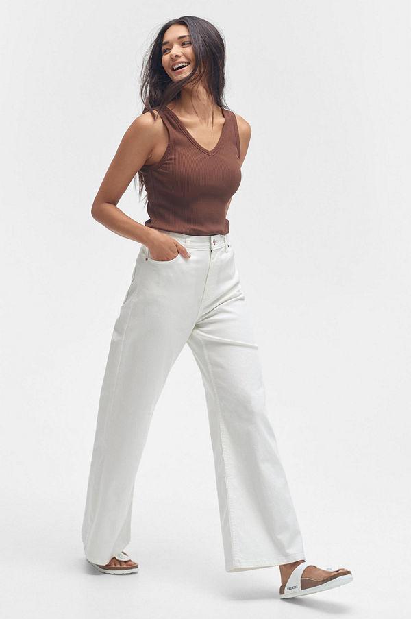 Ellos byxor Jeans Noelia Flare