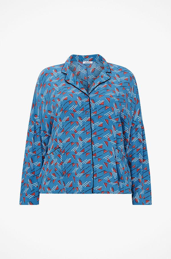 La Redoute Mönstrad skjorta i pyjamasstil