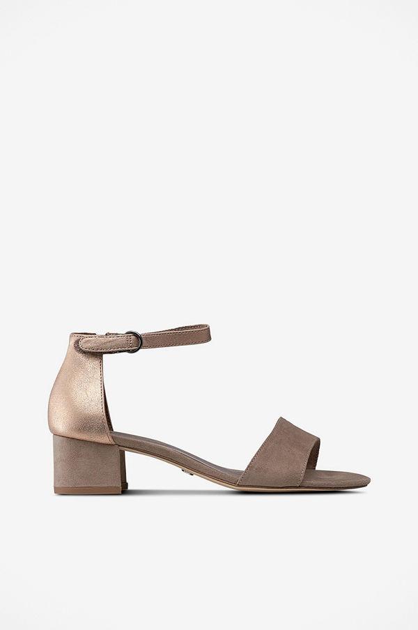 Tamaris Sandalett i läder