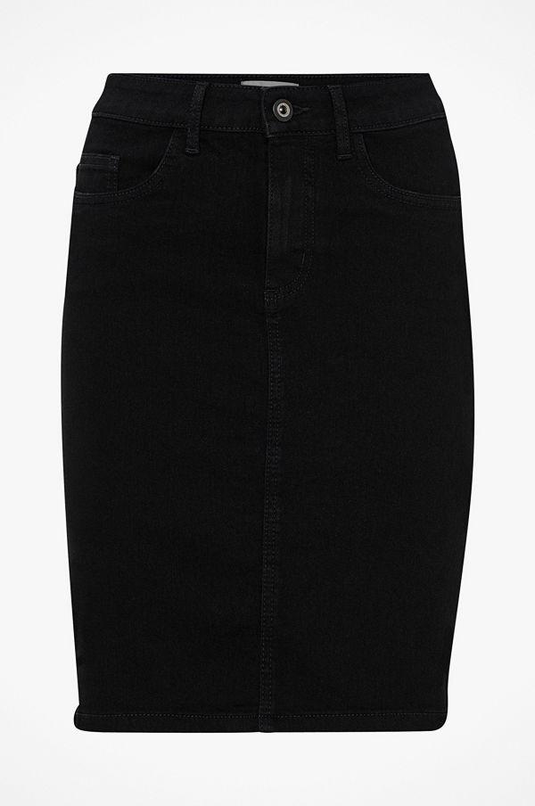 Only Jeanskjol onlKiss High Dnm Skirt