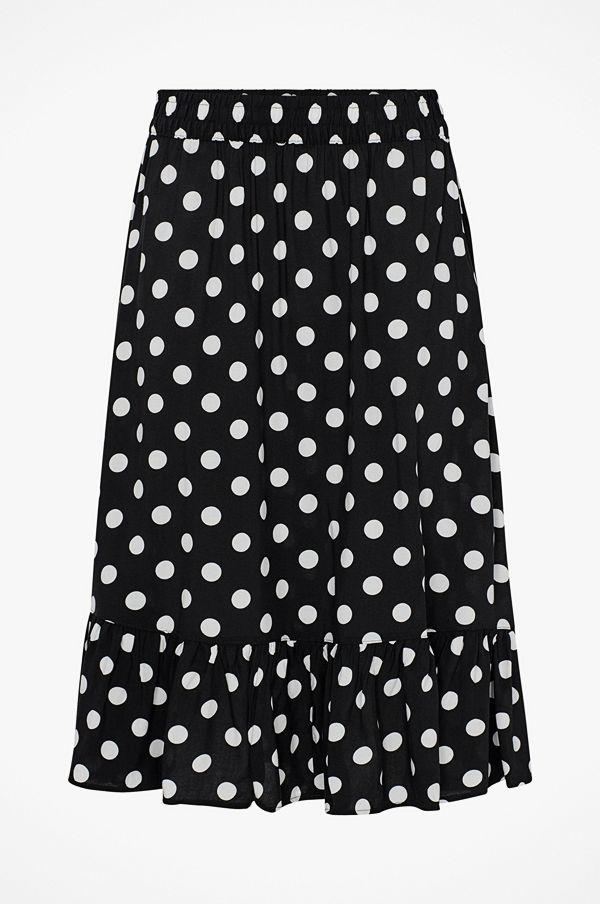 Jacqueline de Yong Kjol jdyStar Frill Midi Skirt