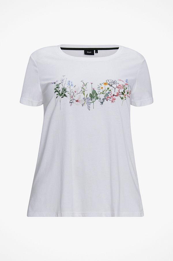 Zizzi Topp mSif S/S T-shirt