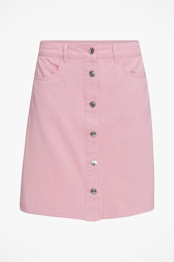 Only Jeanskjol onlFarrah Color Denim Skirt