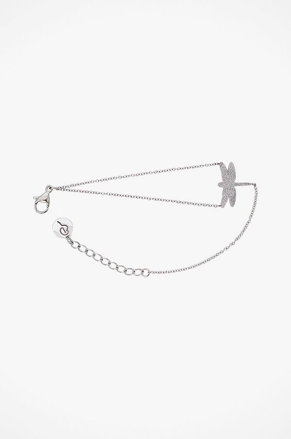 Edblad smycke Armband Dragonfly Bracelet Sparkle Steel