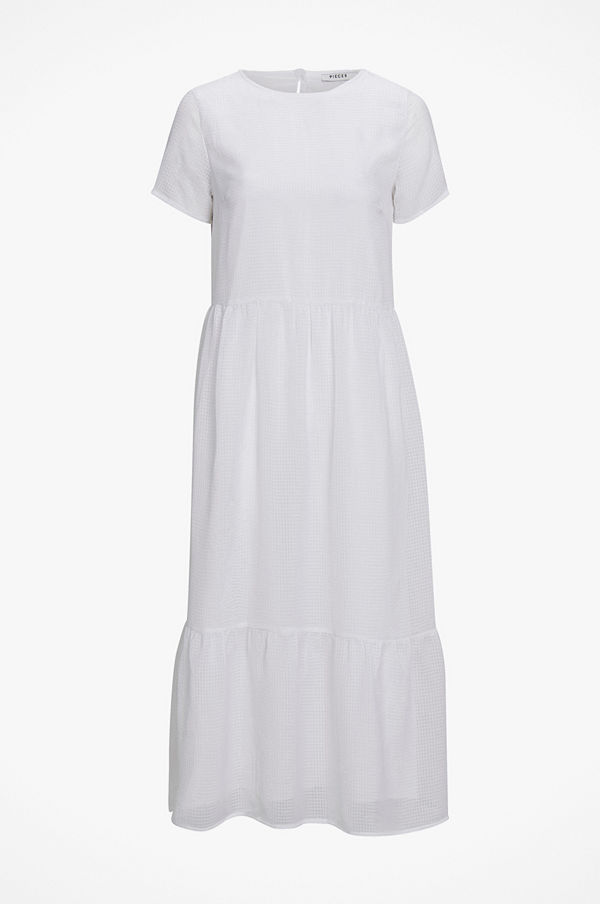 Pieces Klänning pcCasandra SS Midi Dress