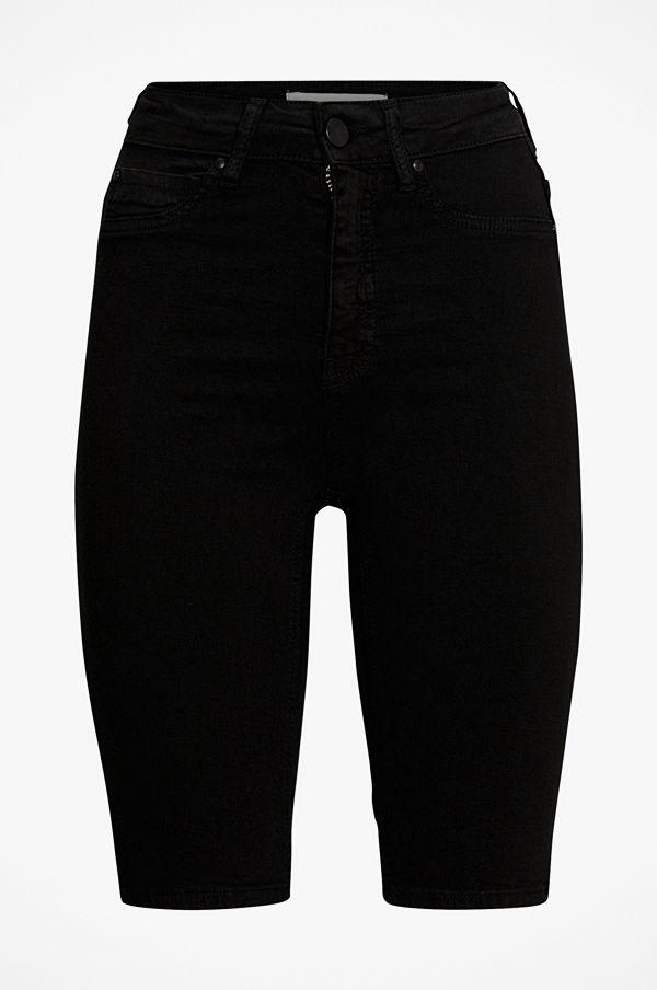 Gina Tricot Jeansshorts Molly Biker Denim Shorts
