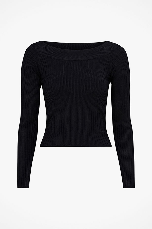 Gina Tricot Topp Louise Knitted Off Shoulder