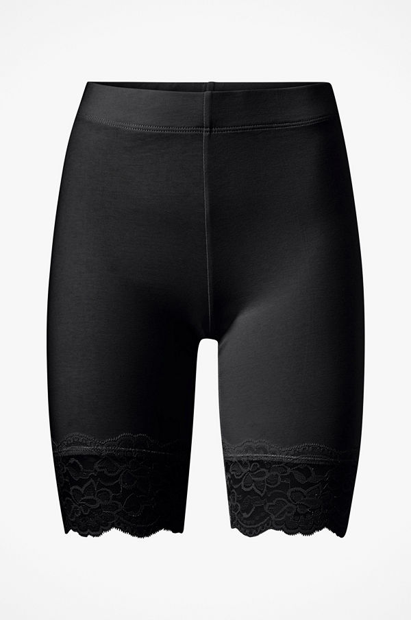 Gina Tricot Leggings Basic Biker Lace