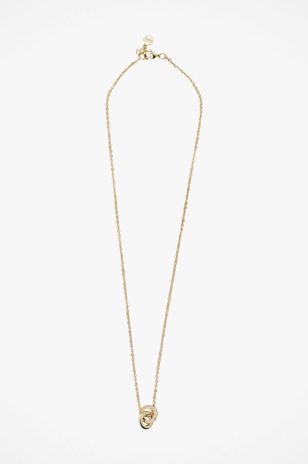 SNÖ of Sweden smycke Halsband Connected Pendant Necklace