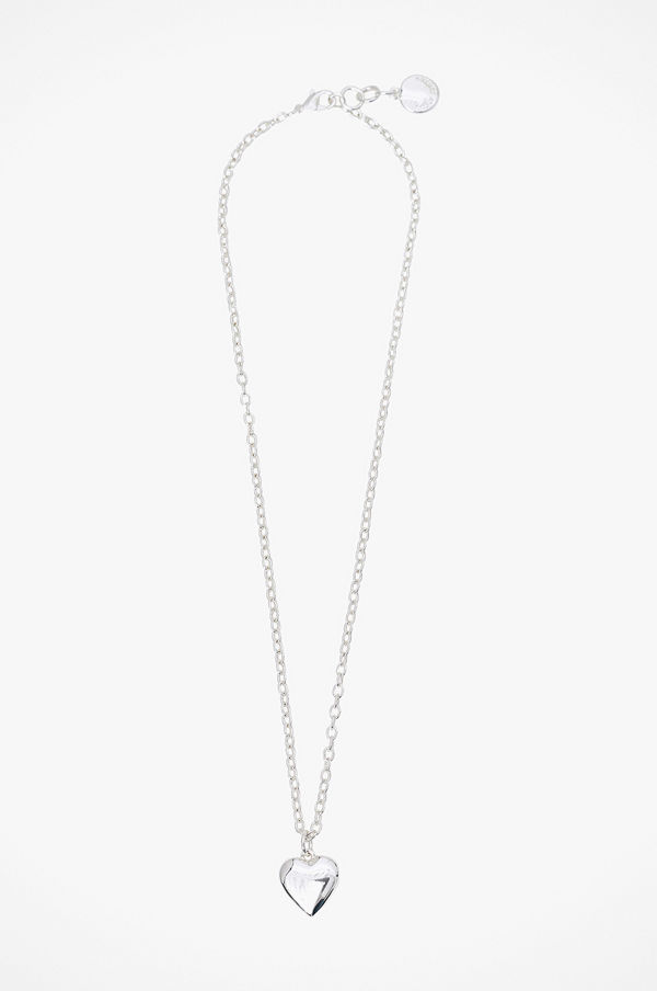 SNÖ of Sweden smycke Halsband Small Card Pendant Necklace