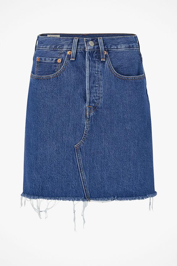 Levi's Jeanskjol High-Rise Deconstructed Skirt