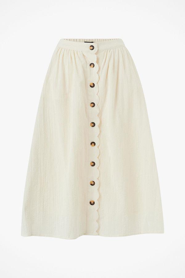 Soaked in Luxury Kjol Berta Skirt