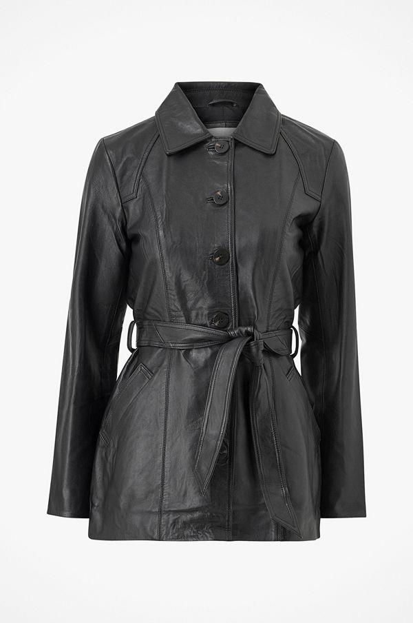 Vila Skinnjacka viElfi Leather Jacket