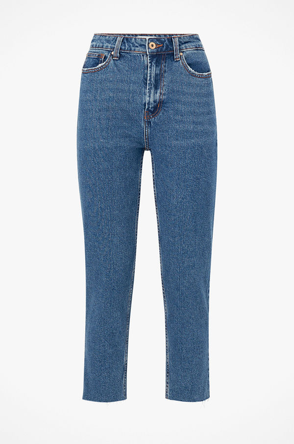 Only Jeans onlEmily HW ST Raw Crp Ank