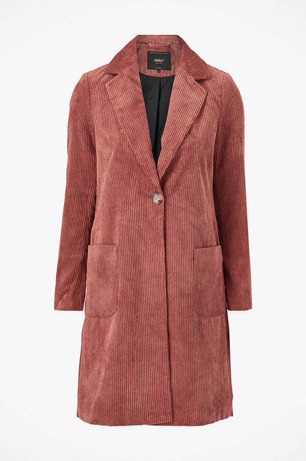 Only Manchesterkappa onlAstrid Cordoroy Coat