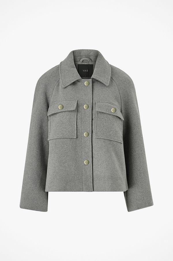 Y.a.s Jacka yasZoe Wool Jacket