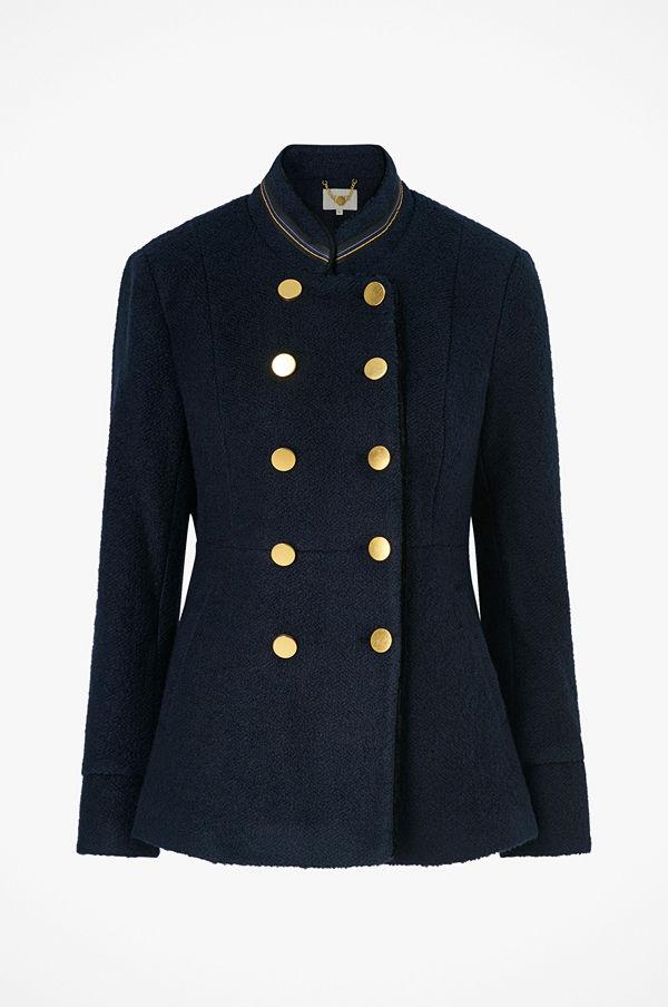 Cream Jacka Annebell New Short Jacket