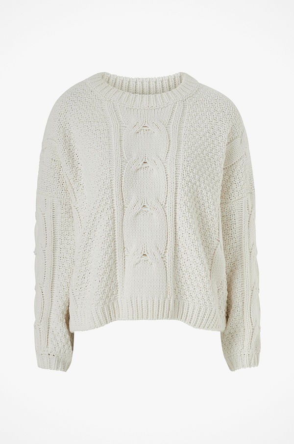 co'couture Tröja Mozart Cable Knit 2