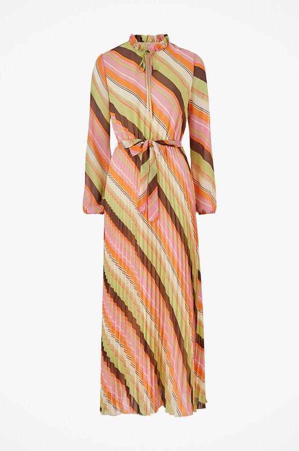 Soaked in Luxury Maxiklänning sxAnja Maxi Dress LS
