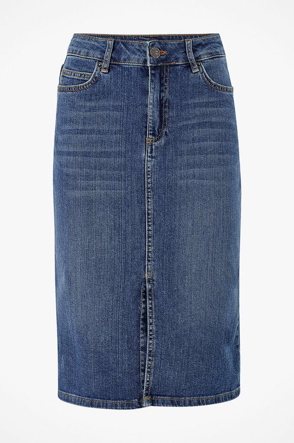 Lexington Jeanskjol Millie Denim Skirt