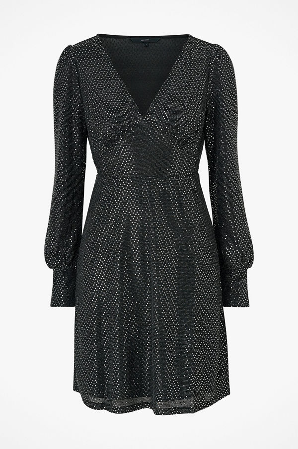 Vero Moda Klänning vmDarling LS Short Dress