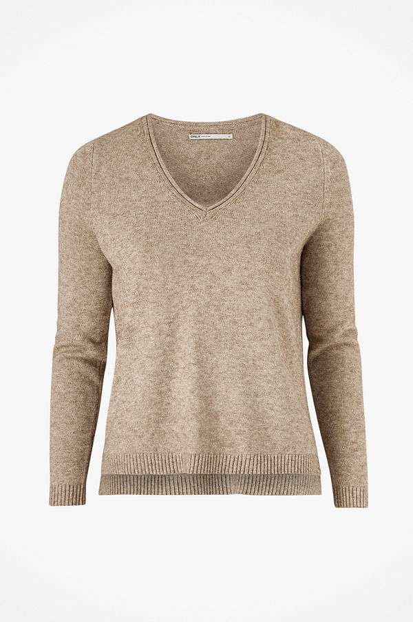 Only Tröja onlLesley New V-neck Pullover