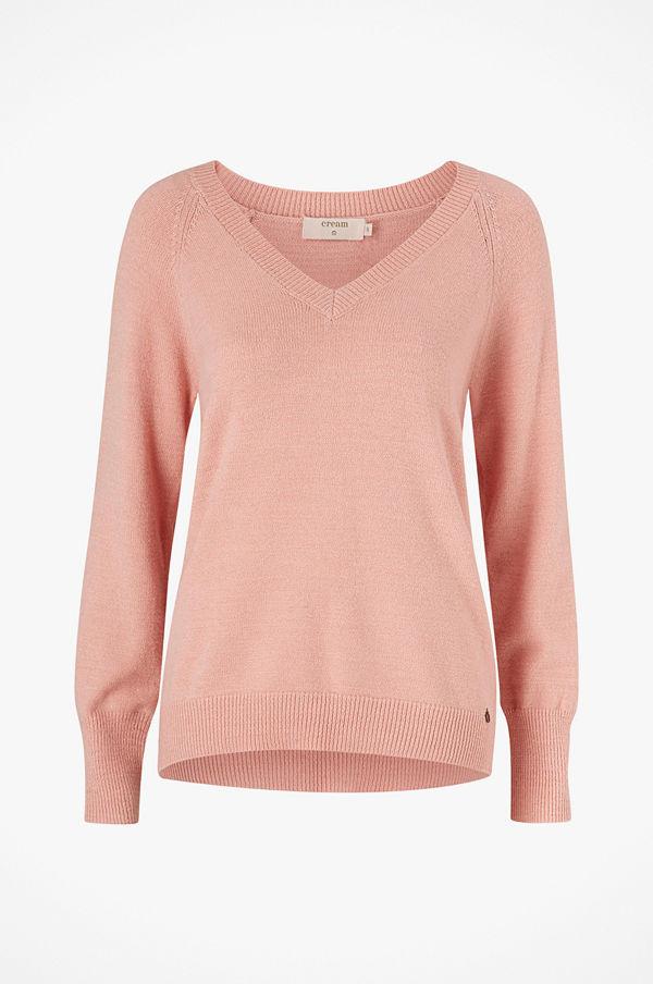 Cream Tröja LorenzaCR Knit Pullover