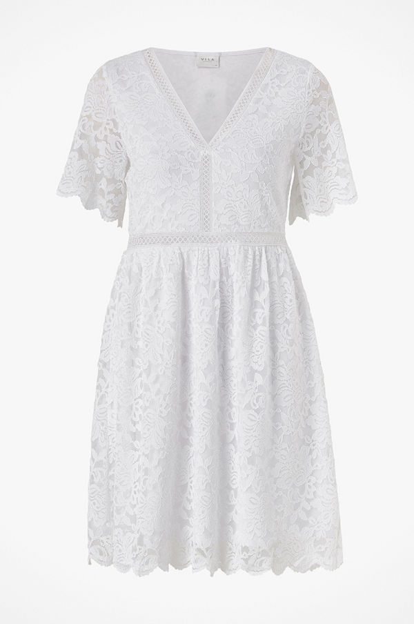 Vila Spetsklänning viNovo S/S Lace Dress