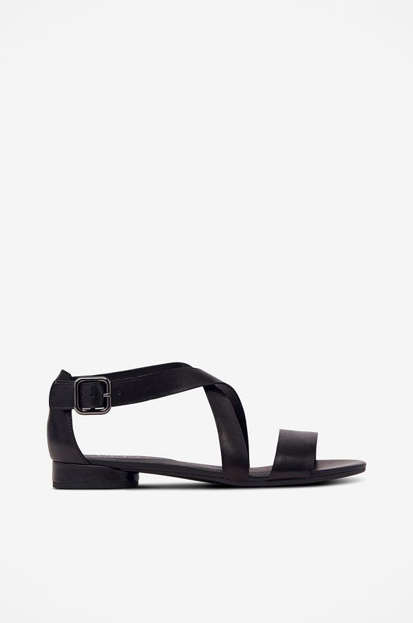 Ecco Sandal W Flat Sandal II
