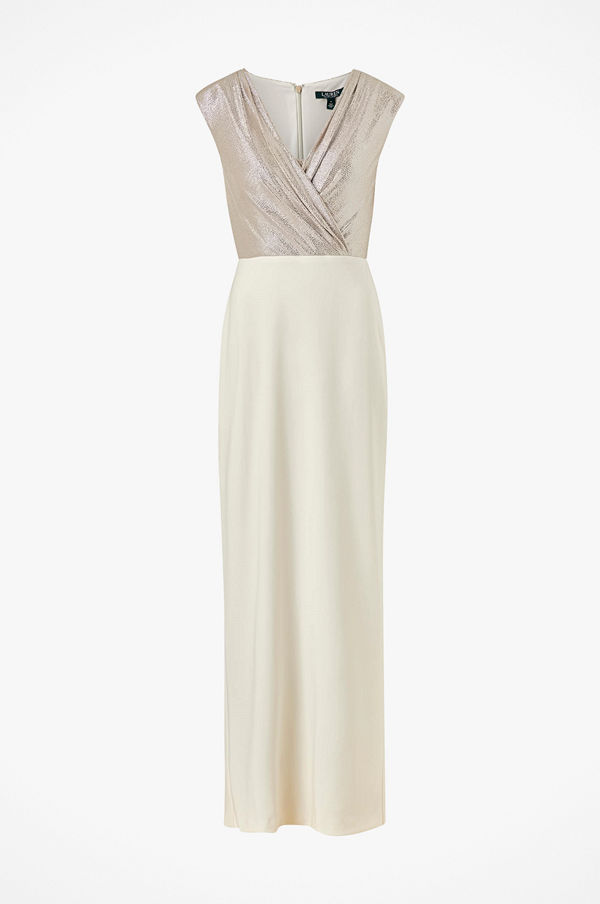 Lauren Ralph Lauren Maxiklänning Irakita Cap Sleeve Evening Dress