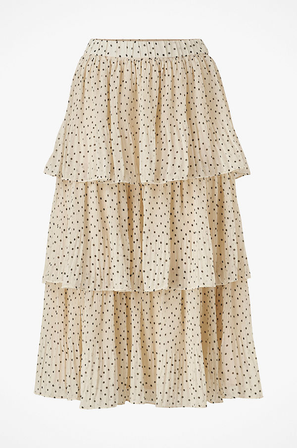 Gina Tricot Volangkjol Dolly Pleated Skirt