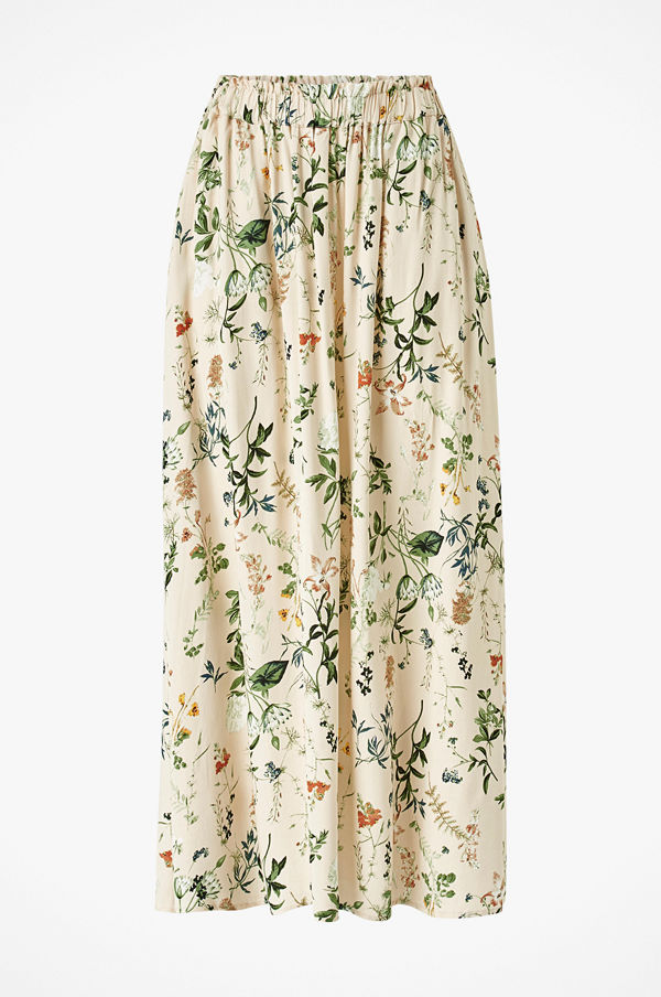 Object Kjol objAlba Long Skirt 109