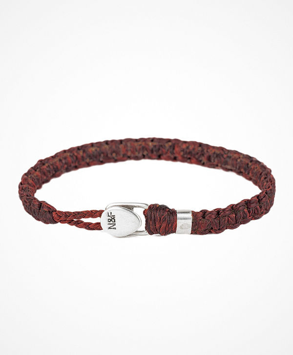 Nic & Friends Bryan Bracelet Vintage Red